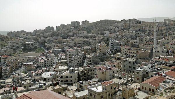 La ciudad siria de Saidnaya - Sputnik Mundo
