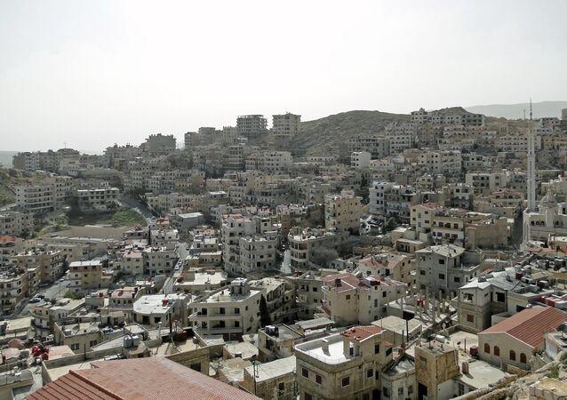 La ciudad siria de Saidnaya