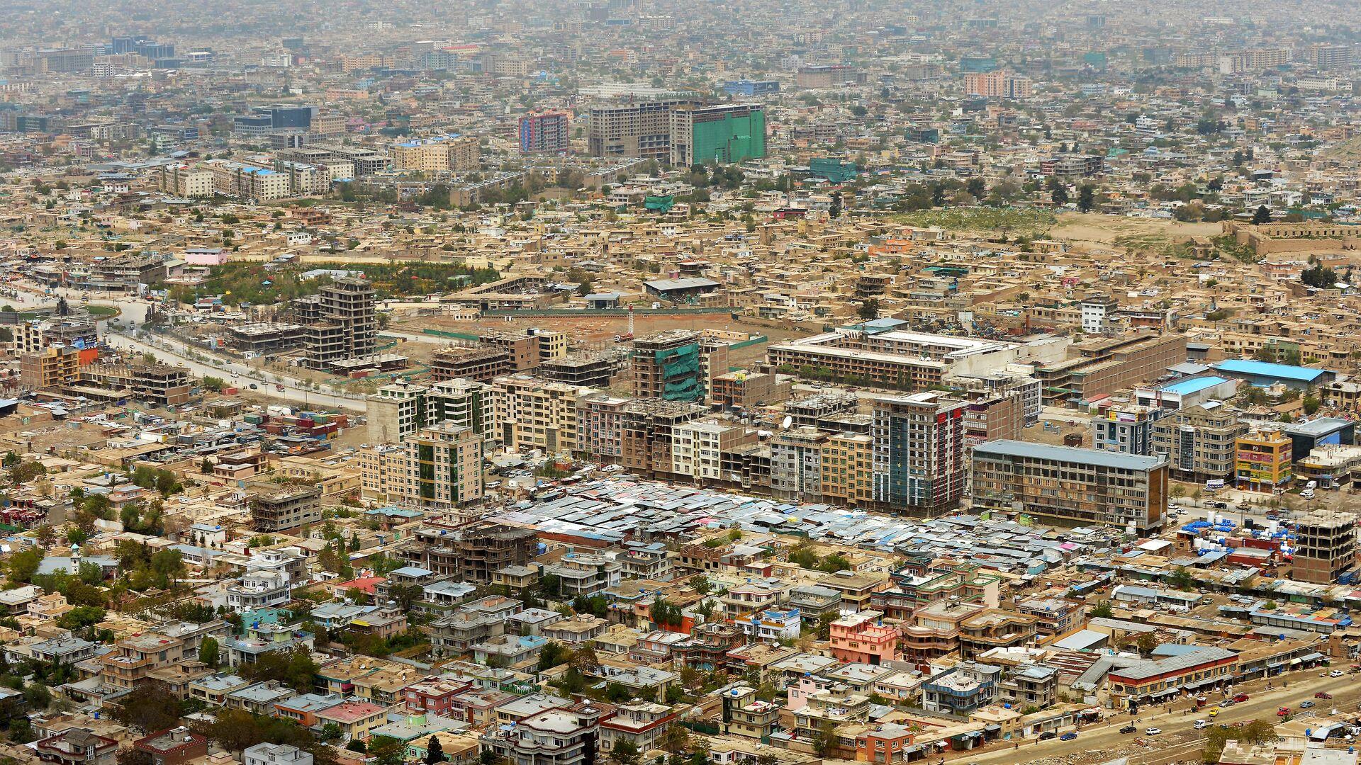 Kabul, la capital de Afganistán (archivo) - Sputnik Mundo, 1920, 13.08.2021
