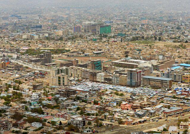 Kabul, la capital de Afganistán (archivo)