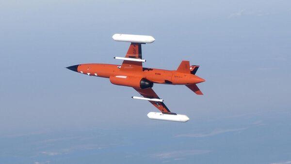 Dron BQM-167A - Sputnik Mundo