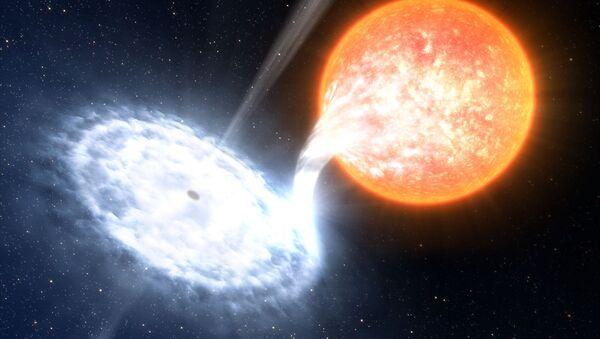 La galaxia GX 339-4 - Sputnik Mundo