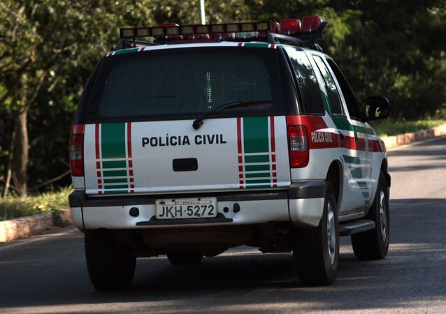 Policía Civil de Brasil