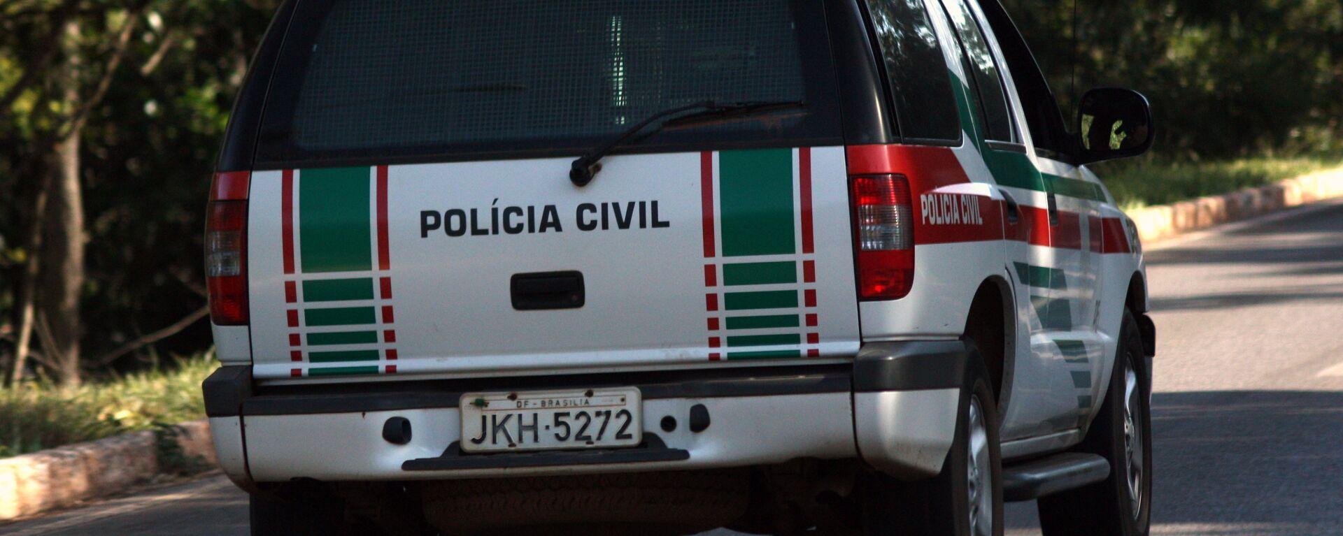 Policía Civil de Brasil - Sputnik Mundo, 1920, 17.05.2021