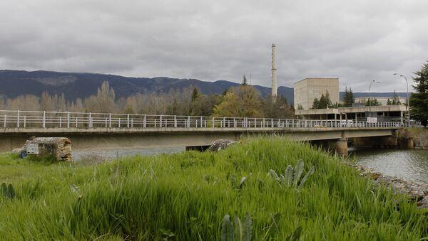 Central nuclear de Santa María de Garoña - Sputnik Mundo