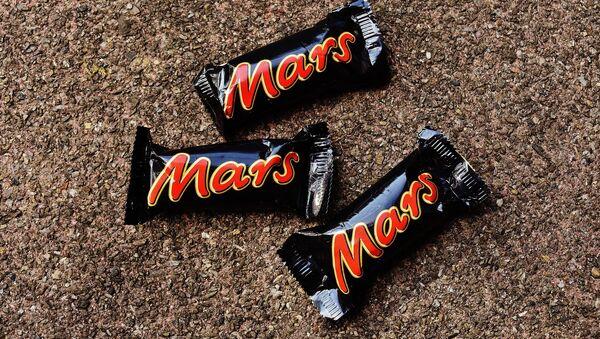Barra de Mars - Sputnik Mundo