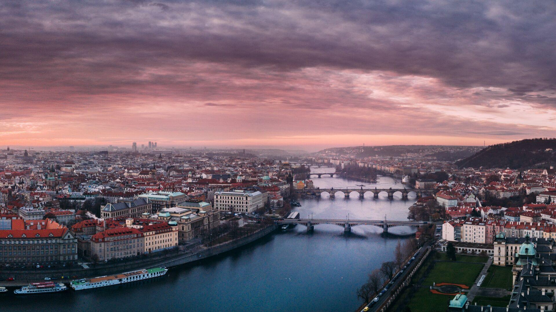 Praga, capital de la República Checa - Sputnik Mundo, 1920, 14.04.2021