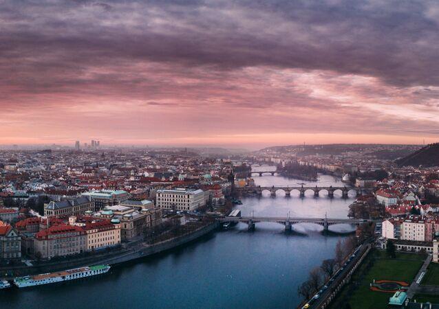 Praga, capital de la República Checa