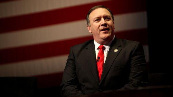 Mike Pompeo, nuevo secretario de Estado de EEUU - Sputnik Mundo
