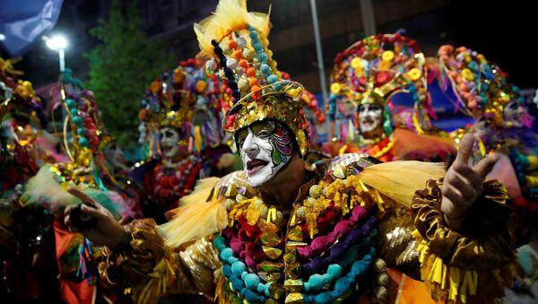 Carnaval uruguayo - Sputnik Mundo