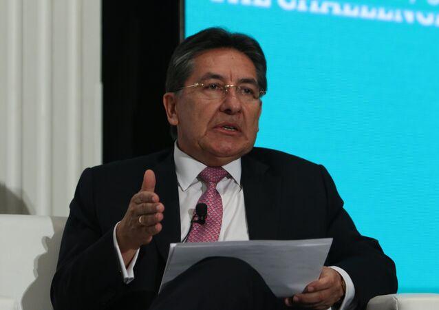 Néstor Humberto Martínez, fiscal General de Colombia