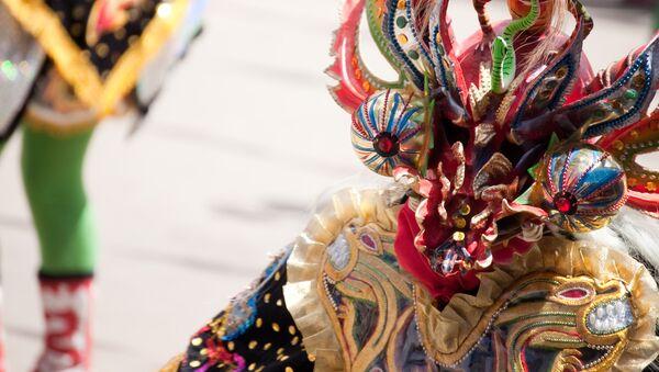 Carnaval en Oruro, Bolivia (archivo) - Sputnik Mundo