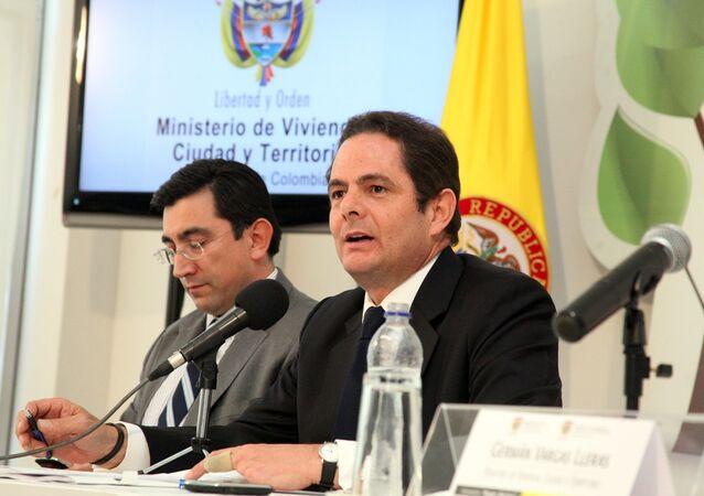 Germán Vargas Lleras, vicepresidente colombiano