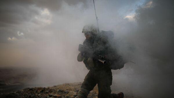 Un soldado israelí (Archivo) - Sputnik Mundo