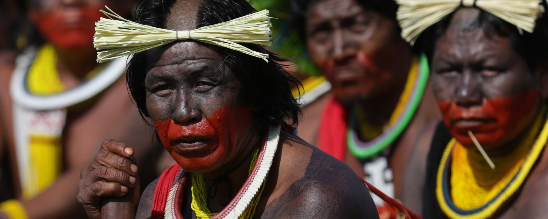 Indígenas de Amazonía - Sputnik Mundo, 1920, 10.06.2021