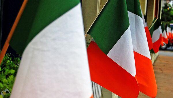 Bandera de Irlanda - Sputnik Mundo
