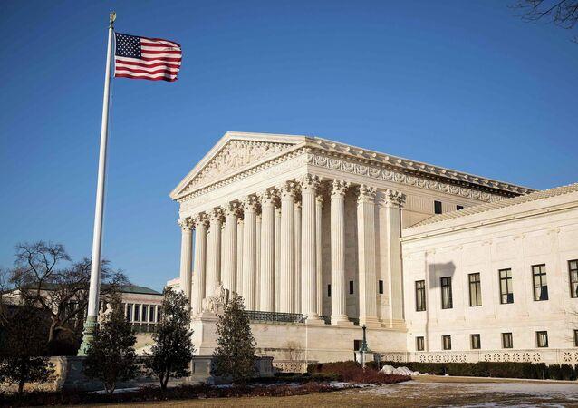 Corte Suprema de EEUU en Washington