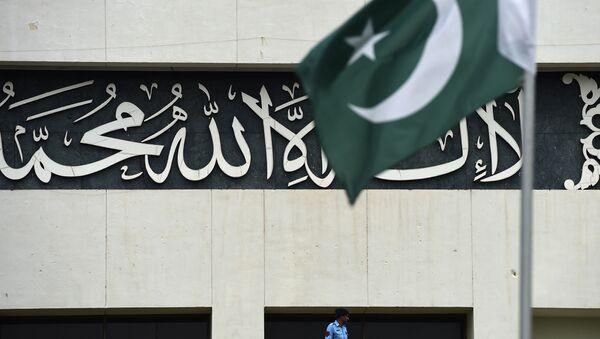 Ls bandera de Pakistán - Sputnik Mundo