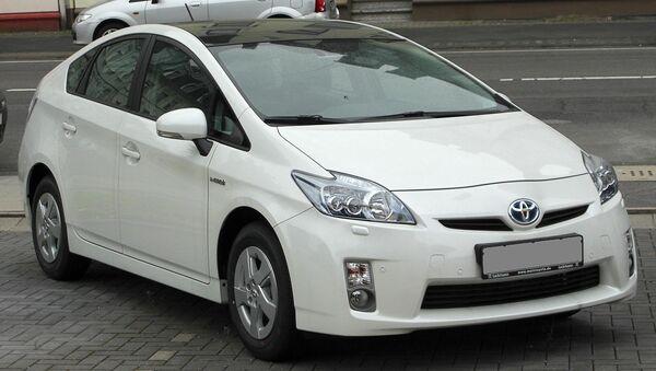 Toyota Prius - Sputnik Mundo
