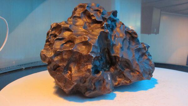 El meteorito de Sijoté-Alín - Sputnik Mundo