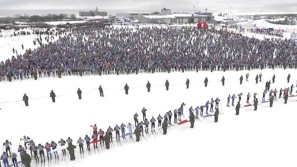 Rusia se convierte en pista de esquí - Sputnik Mundo