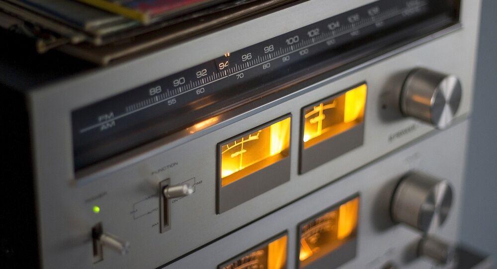 Una radio (imagen referencial)