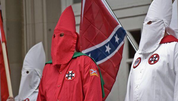 Ku Klux Klan - Sputnik Mundo