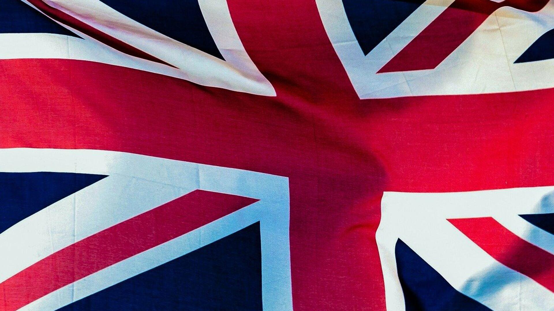 Bandera del Reino Unido - Sputnik Mundo, 1920, 02.06.2021