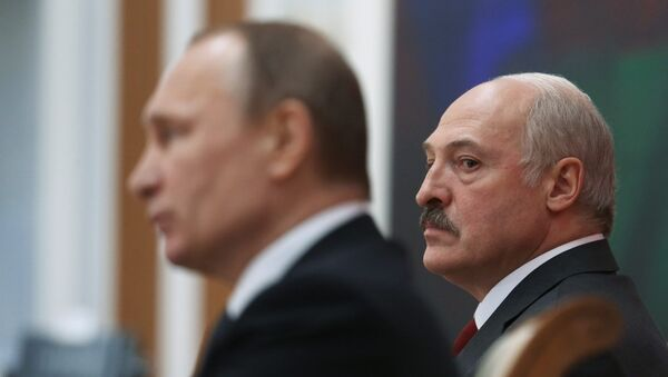 Заседание Высшего Государственного Совета Союзного государства России и Белоруссии - Sputnik Mundo