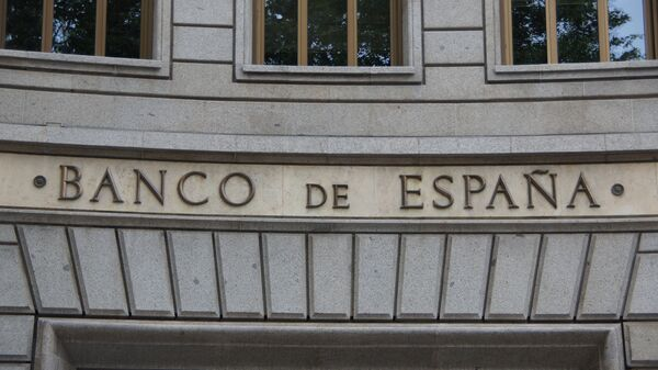 Banco de España - Sputnik Mundo