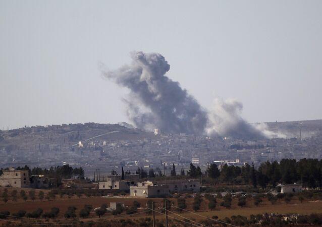 Situación en el norte de Siria (archivo)