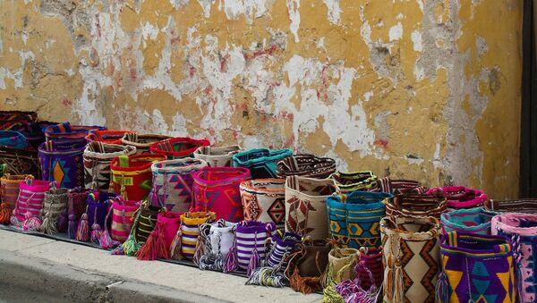 Artesanías indígenas en Colombia - Sputnik Mundo