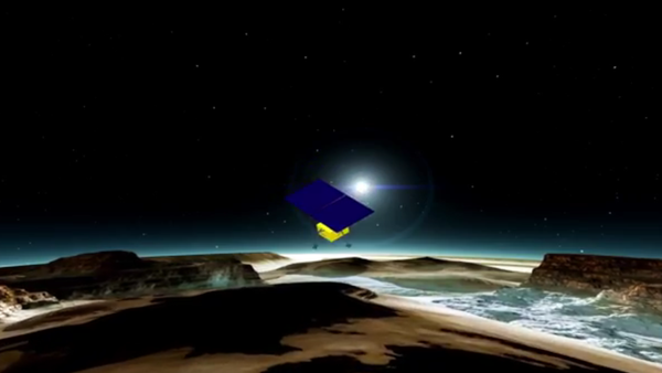 El explorador de la NASA que un día aterrizará en Plutón - Sputnik Mundo