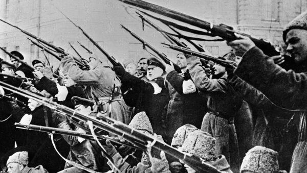 La revolución de febrero de 1917 - Sputnik Mundo