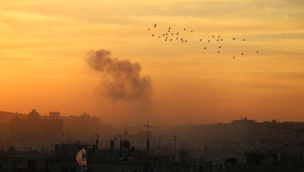 Situación en la ciudad siria de Deraa (archivo) - Sputnik Mundo