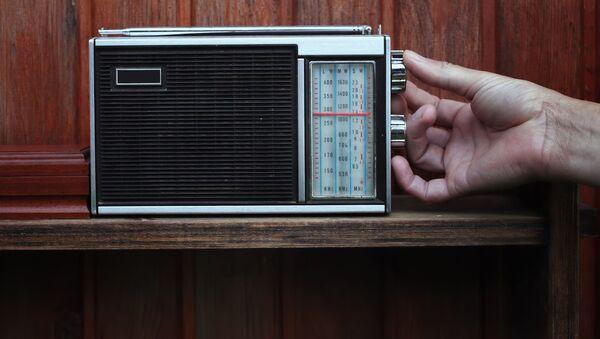 Радиоприемник - Sputnik Mundo
