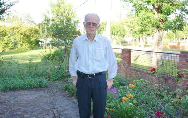 Alejandro Sabelin, vicepresidente del Centro Cultural Máximo Gorki de San Javier - Sputnik Mundo
