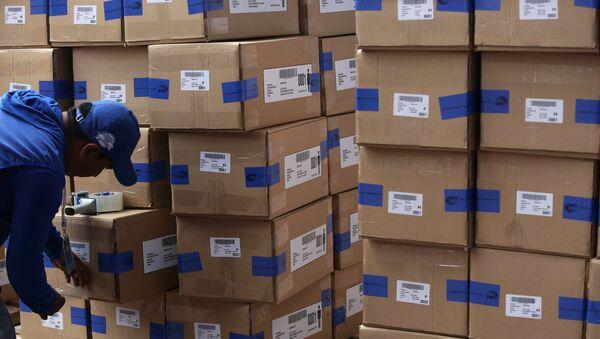 Preparaciones para las elecciones en Ecuador - Sputnik Mundo