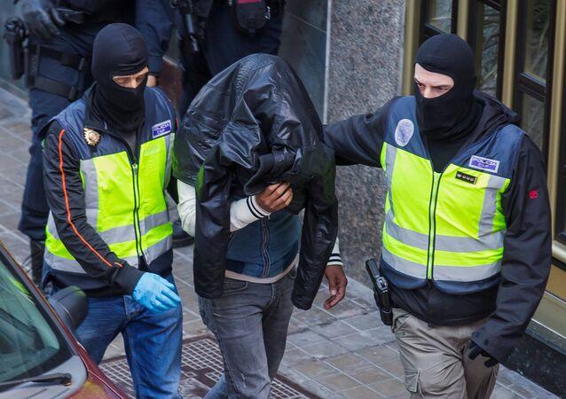 La policía española detiene a un ex combatiente de Al Nusra
