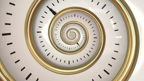 Viaje del tiempo - Sputnik Mundo