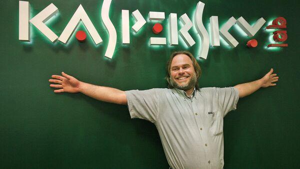 Kaspersky Lab - Sputnik Mundo