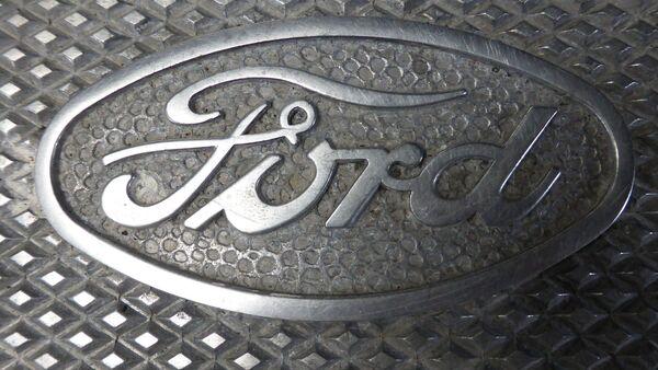 Logo de Ford - Sputnik Mundo