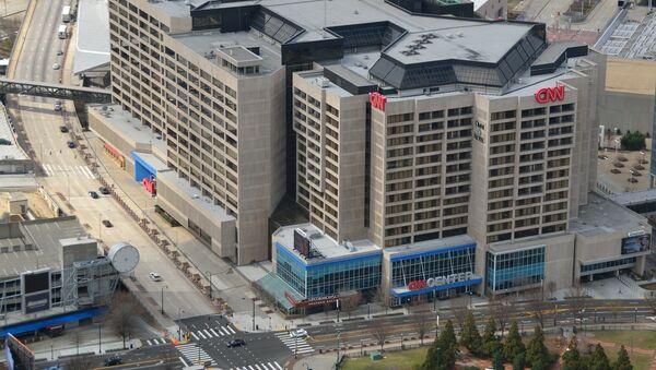 Sede de CNN en Atlanta - Sputnik Mundo