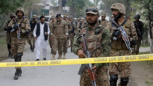 Soldados del Ejército de Pakistán - Sputnik Mundo