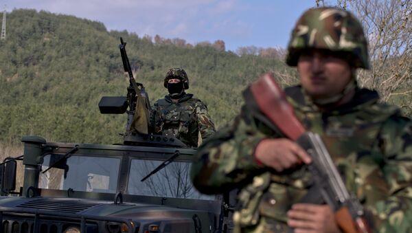 Soldados búlgaros - Sputnik Mundo