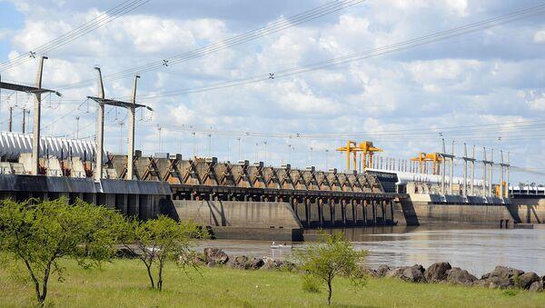 Central hidroeléctrica binacional de Salto Grande - Sputnik Mundo