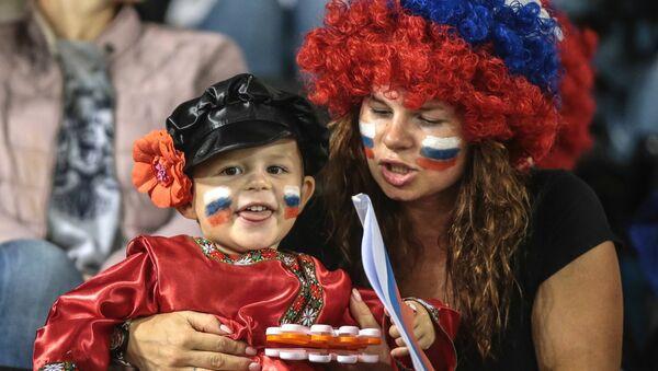 Футбол. Товарищеский матч. Катар - Россия - Sputnik Mundo