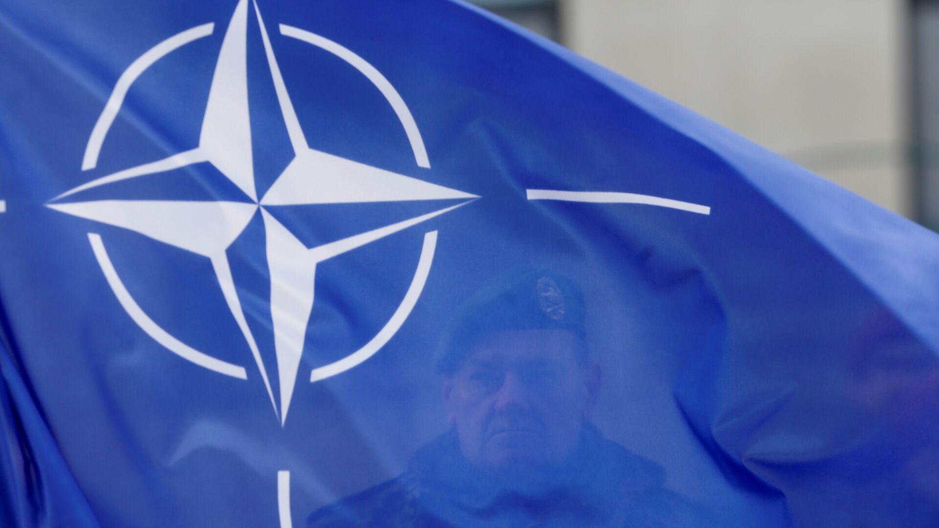 Bandera de la OTAN - Sputnik Mundo, 1920, 24.03.2021