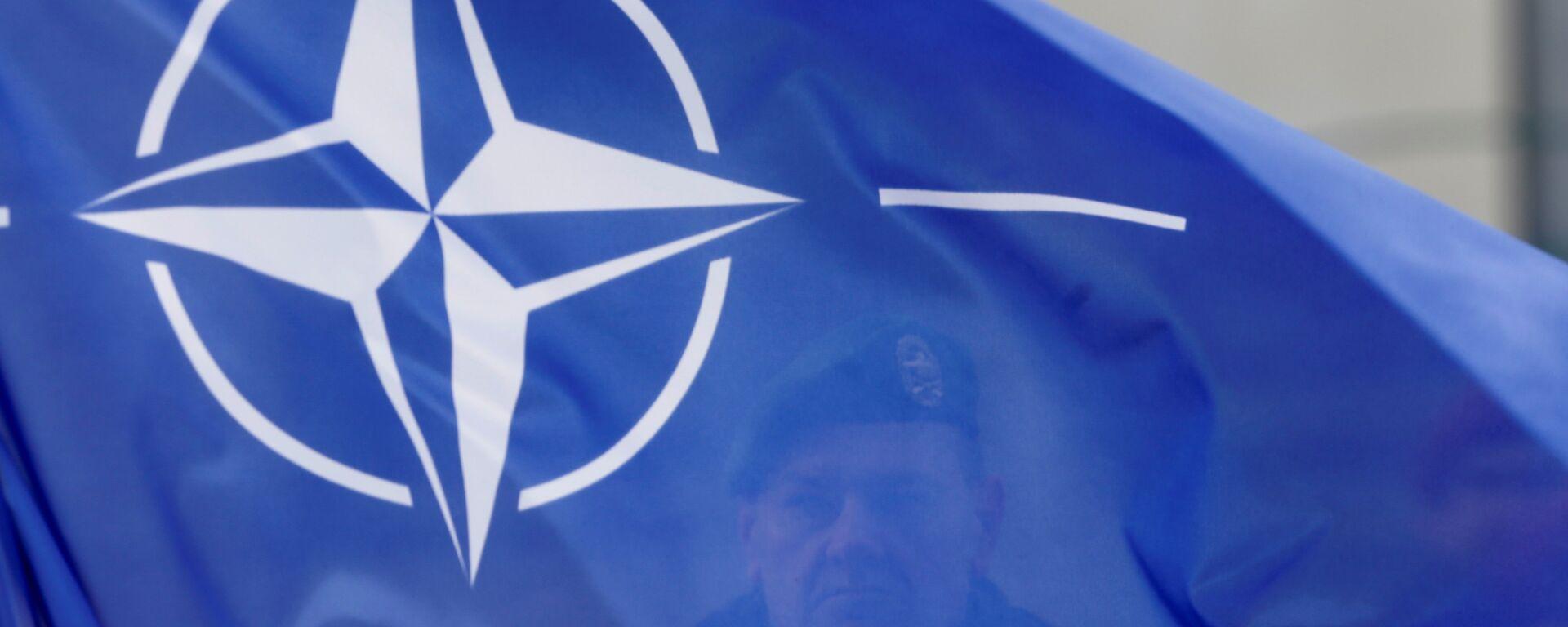 Bandera de la OTAN - Sputnik Mundo, 1920, 18.06.2021