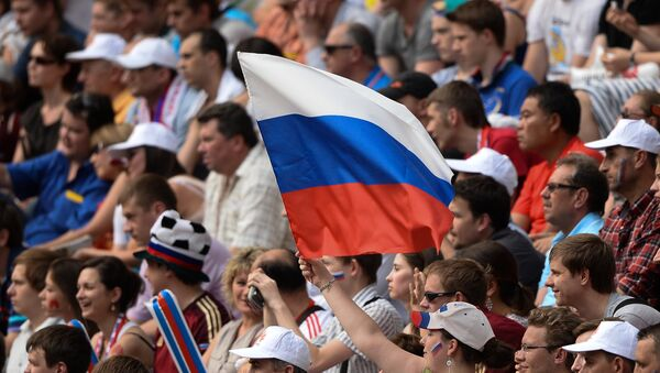 Футбол. Товарищеский матч сборных России и Марокко - Sputnik Mundo